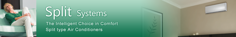Split Systems (Air Conditioners & Heat Pumps)