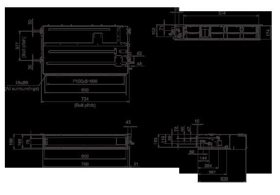 Vrf Systems Indoor Unit Duct Arxd04galh Fujitsu General