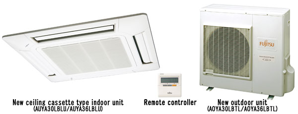 Indoor Outdoor Air Conditioning Units