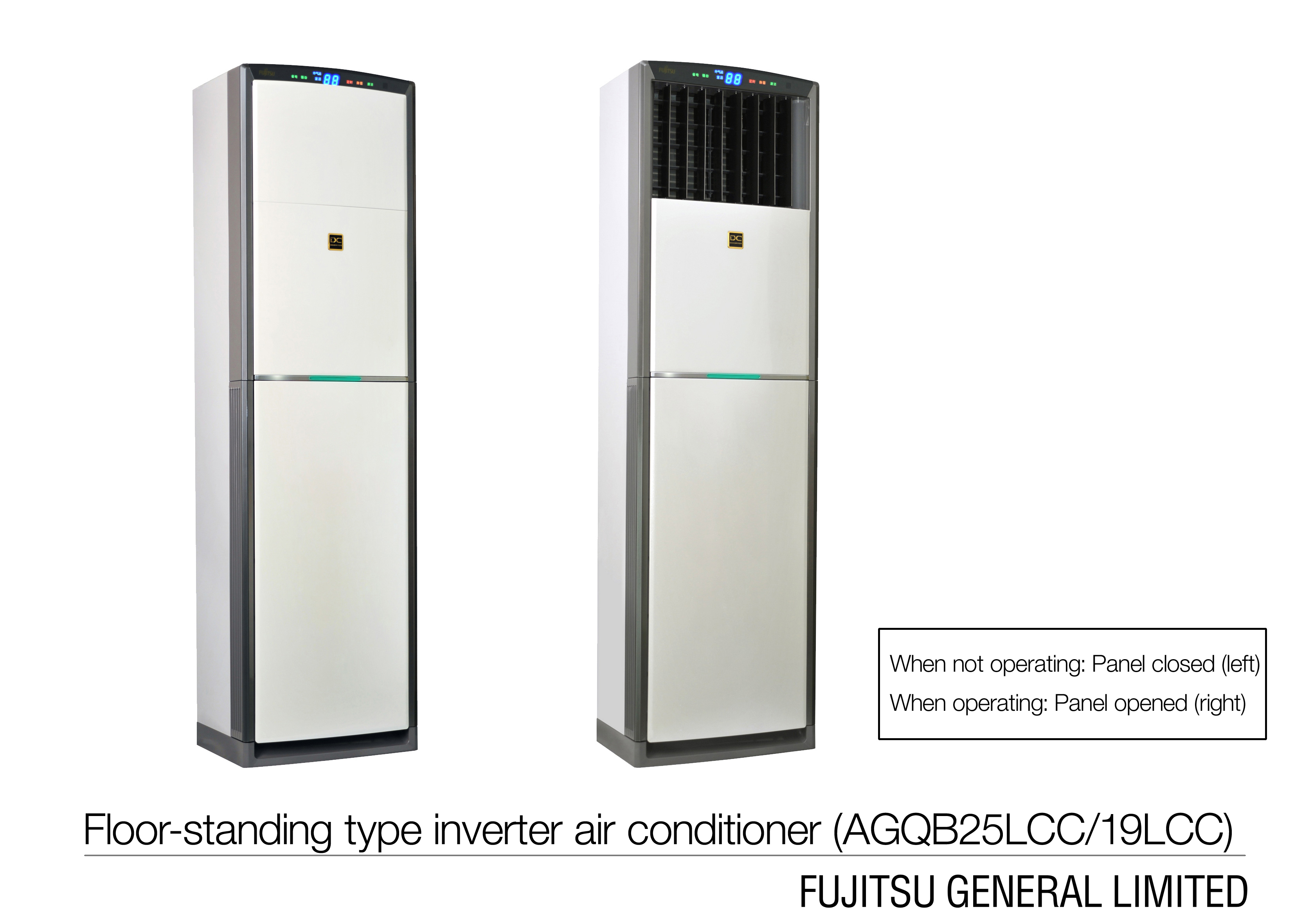 General Air Conditioners Realizing Industrys Top Energy Saving Performance New Release Of
