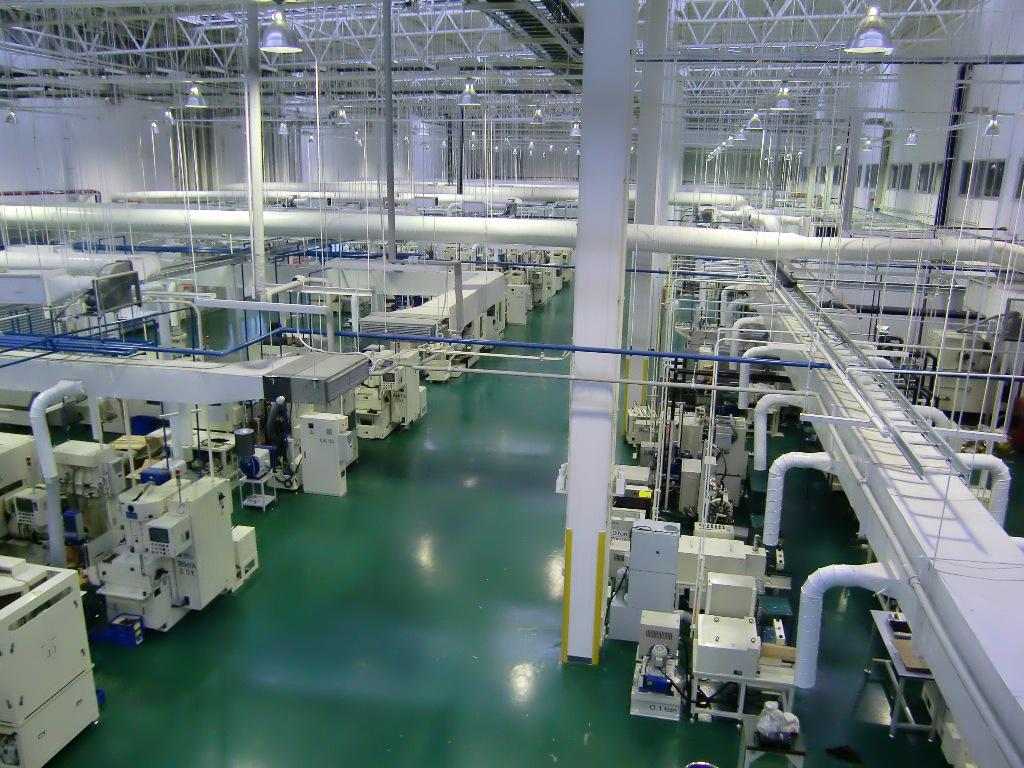 エアコン用コンプレッサーの生産工場が完成 富士通ゼネラル Jp