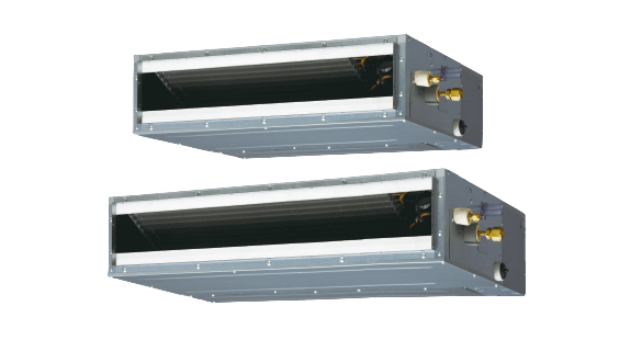 Split Systems Air Conditioner Slim Duct Fujitsu