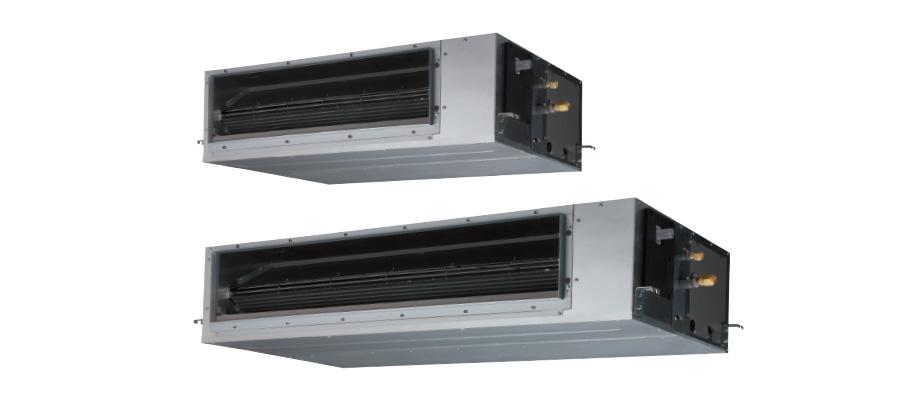 Split Systems Air Conditioner Medium Static Pressure