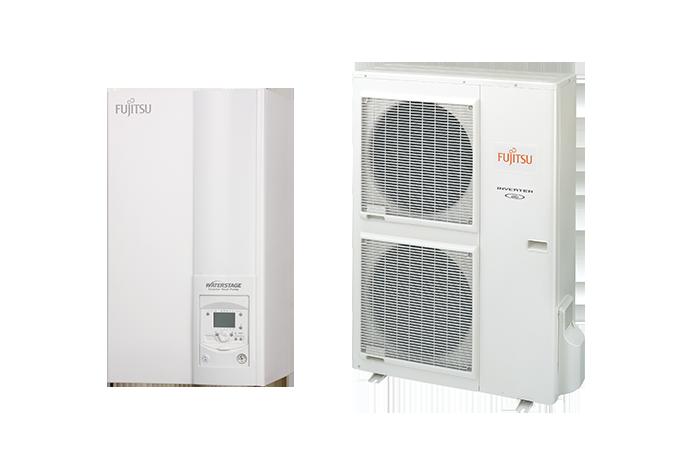 Waterstage Air To Water Fujitsu General Global