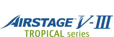 AIRSTAGE™ V-III TROPICAL Series