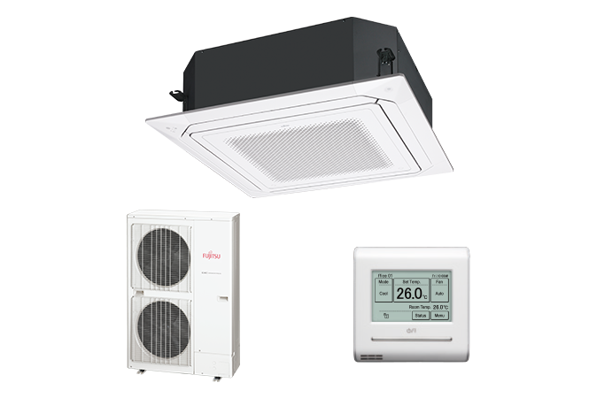 Split Systems Air Conditioner Auxg54lrlb Fujitsu