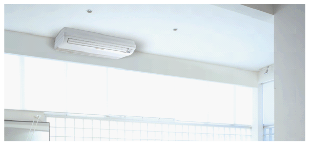 Split Systems Air Conditioner Floor Ceiling