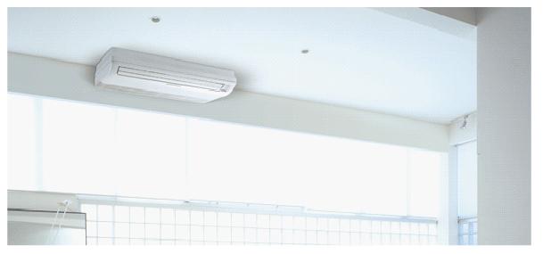 Split Systems Air Conditioner Floor Ceiling