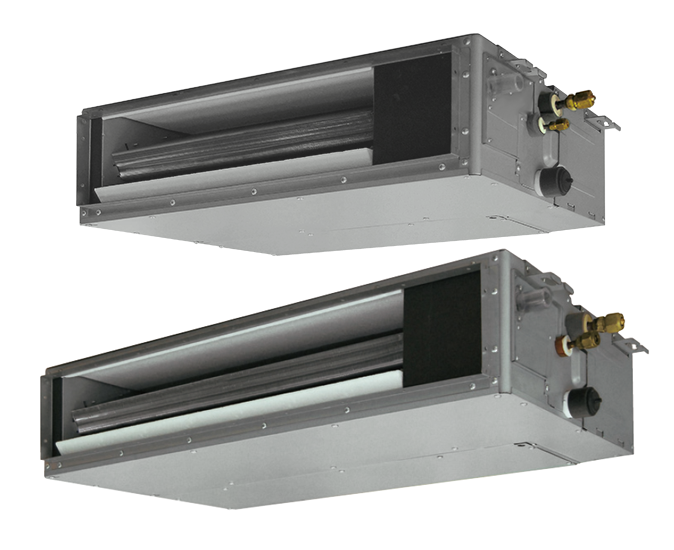 Split Systems Air Conditioner Mini Duct Fujitsu