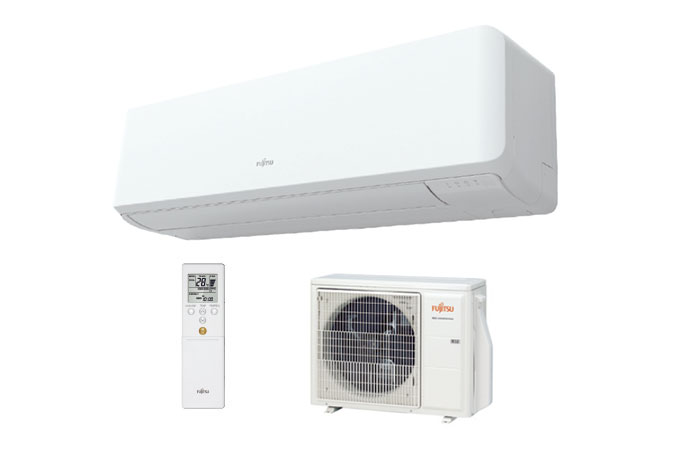Indoor unit, Remote controller, Outdoor unit