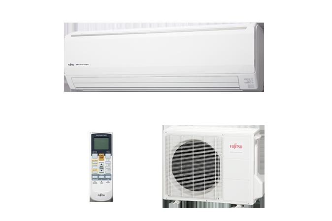 Split Systems Air Conditioner Asyg18lfca Fujitsu
