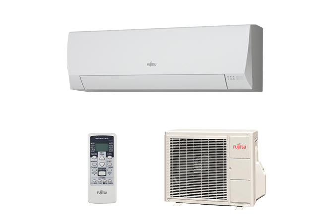 Split Systems Air Conditioner Asyg09llce Fujitsu