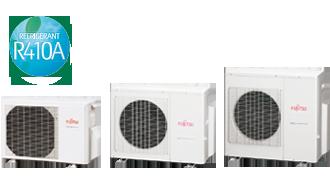Super Multi-Split Systeme (Klimaanlage) - FUJITSU GENERAL Deutschland EY62