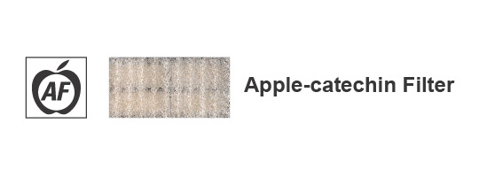 Apple-catechin Filter