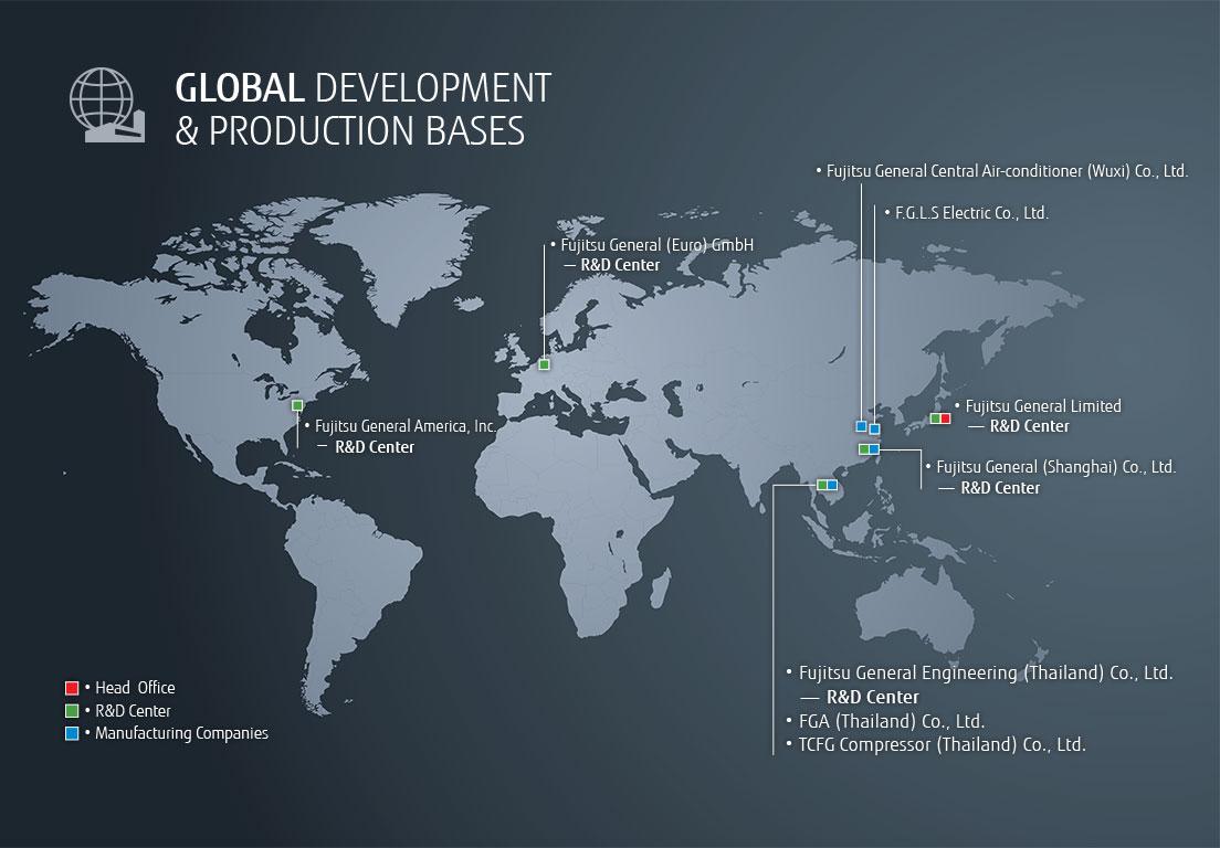Global Development - Careers - FUJITSU GENERAL ENGINEERING Thailand