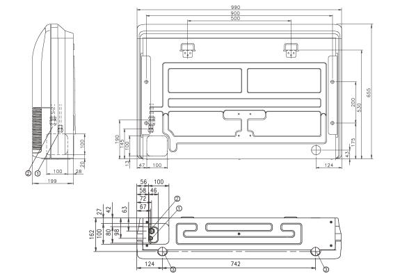 Split Air Conditioners Abyf24lb Fujitsu General Asia