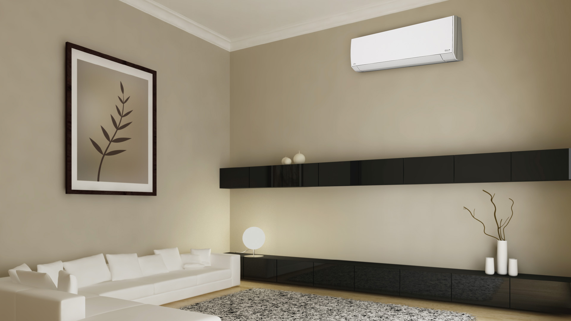 Halcyon Single Room Mini Split Systems Air Conditioner