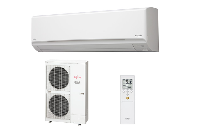 Indoor Unit Systems: ASU30RLE, Outdoor Unit: AOU30RLXEH