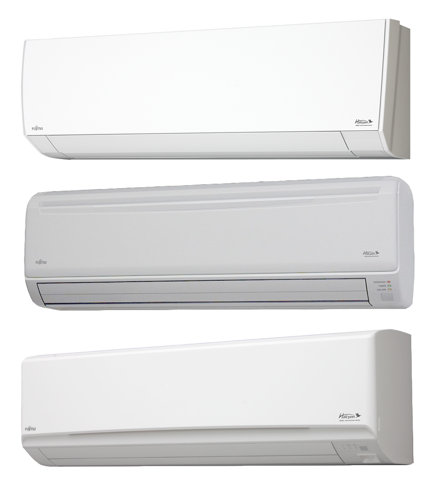 Halcyon™ SINGLE-ROOM MINI-SPLIT SYSTEMS: Air Conditioner and