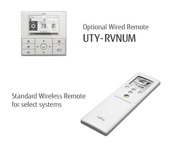 User Friendly Controls Halcyon Mini Split Technology
