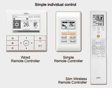Photo of Simple individual control